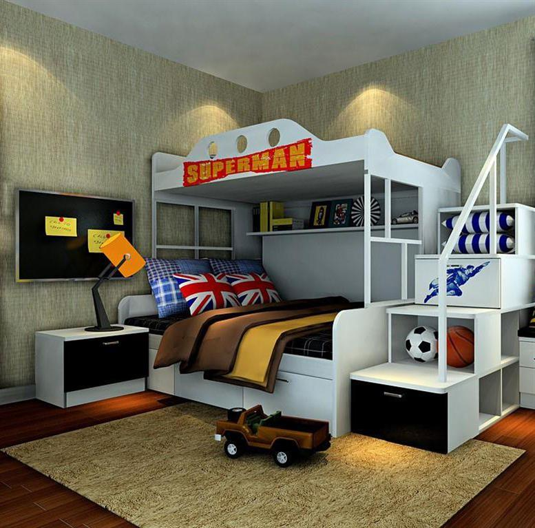 学生房间装修注意事项_学生房间装修效果图--重庆装修网