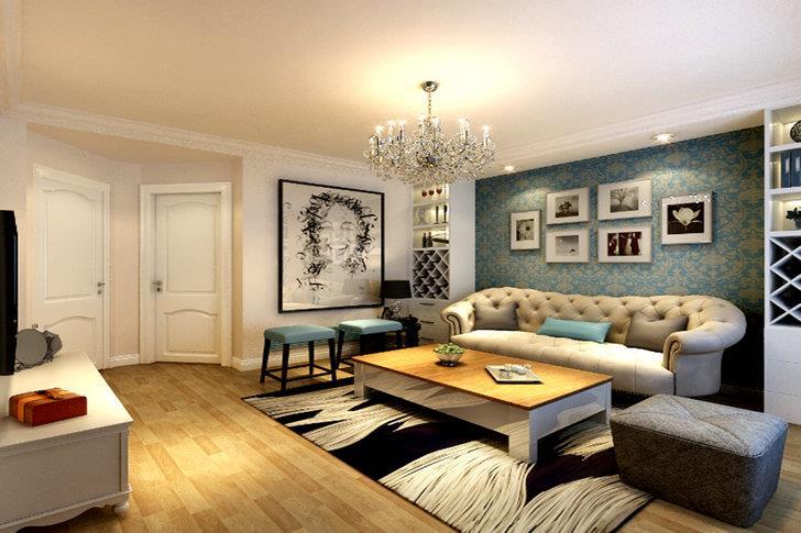 110平方米房子装修要多少钱_110平米房子装修案例图片