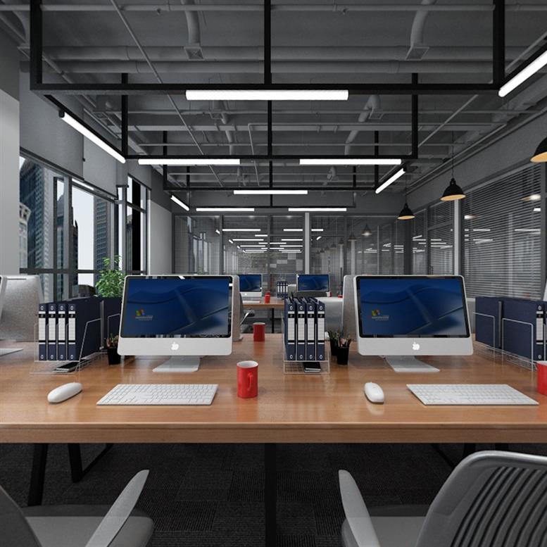 2019办公室装修费用清单包含什么?办公室装修效果图