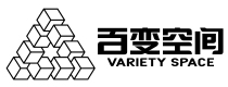 天津百变空间装饰工程有限公司的Logo