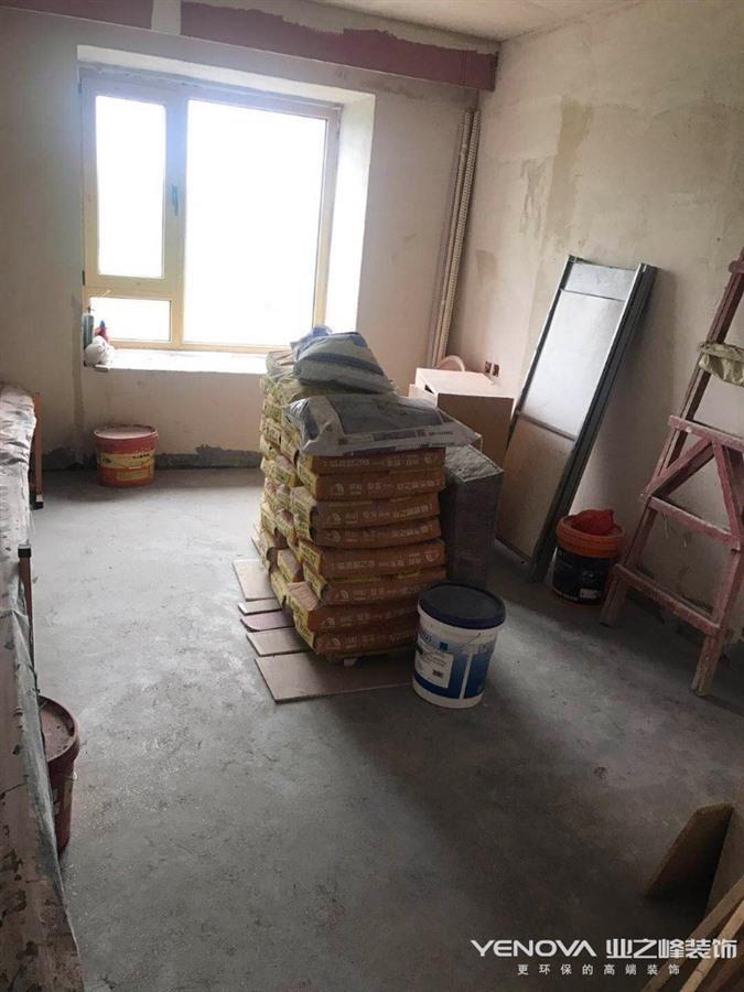 业之峰装饰木工阶段