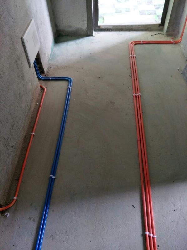 长沙生活家装饰水电阶段