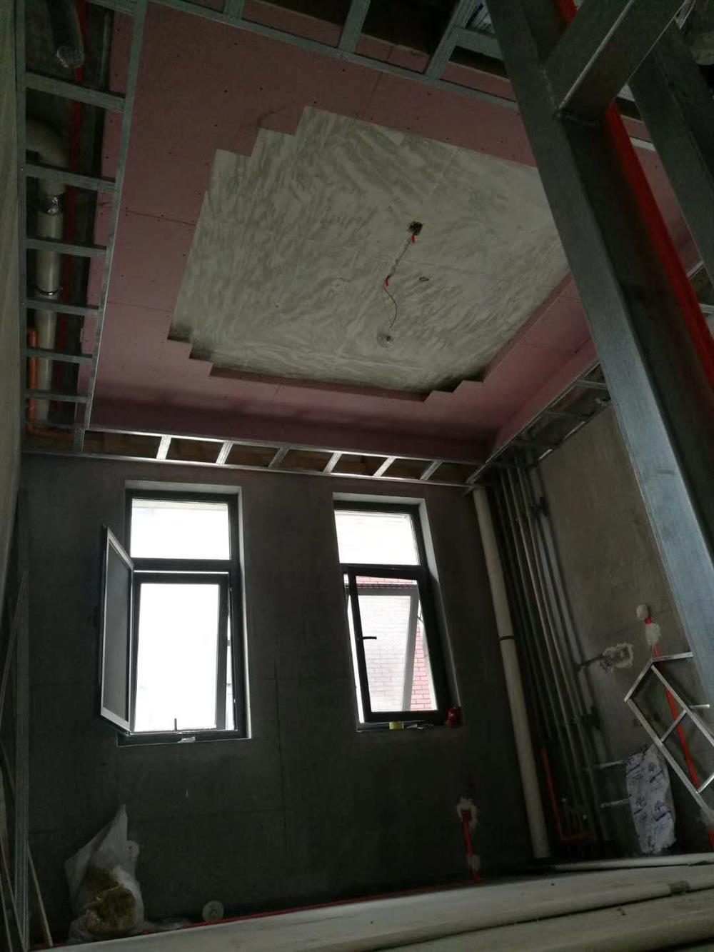 西安业之峰装饰木工阶段