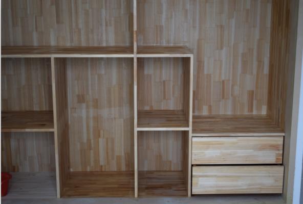 武汉汉秀装饰木工阶段