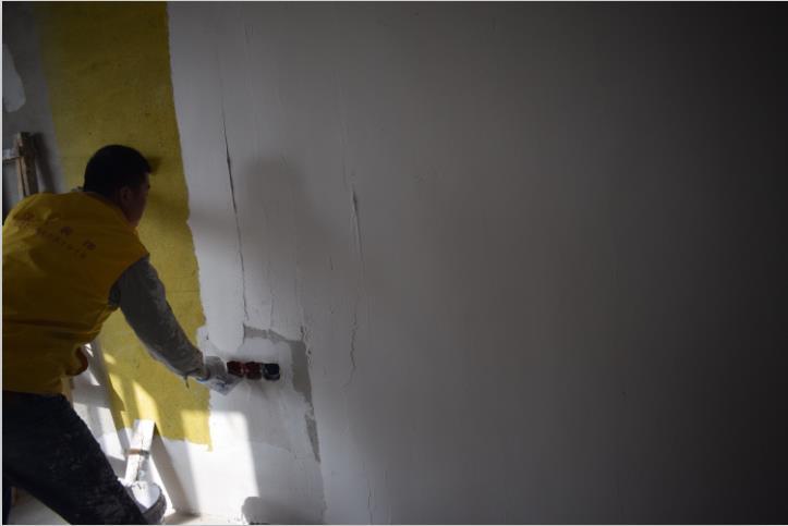 武汉汉秀装饰油漆阶段