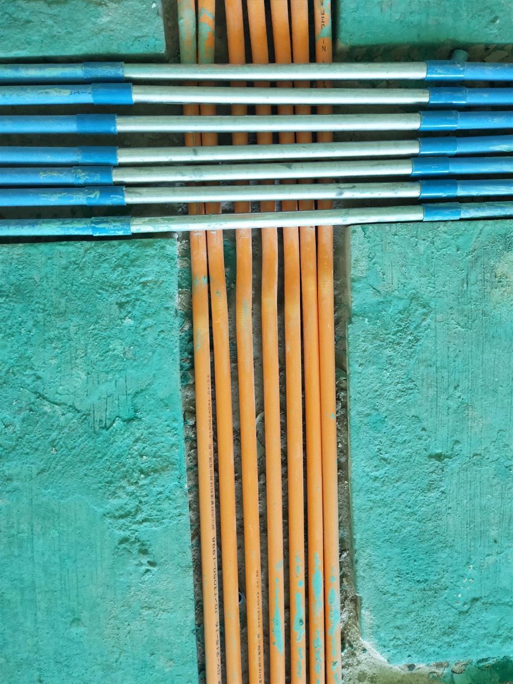 武汉豪迪装饰水电阶段