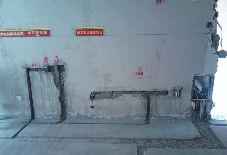 南昌左岸装饰水电阶段