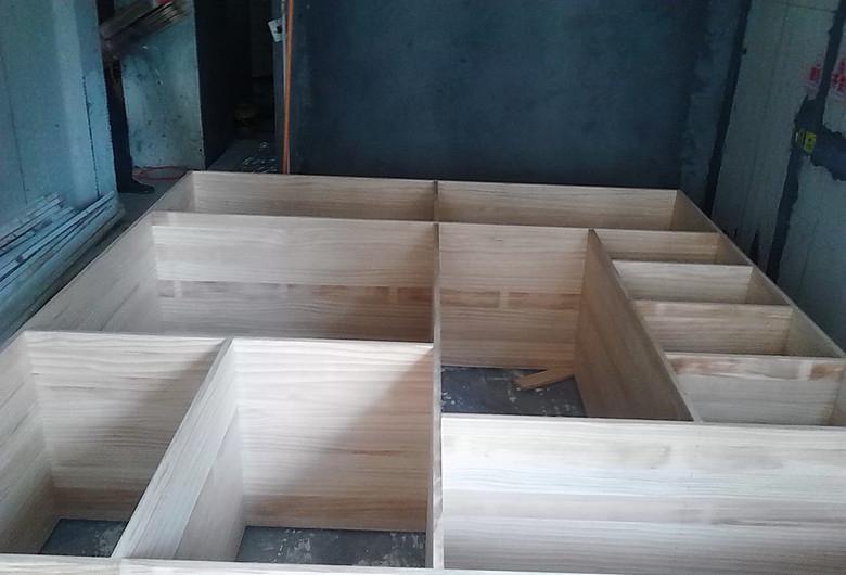 南昌左岸装饰木工阶段