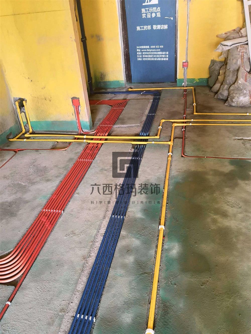 武汉六西格玛装饰水电阶段