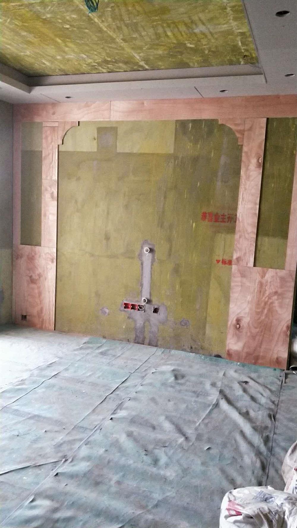 宜宾柔木装饰木工阶段