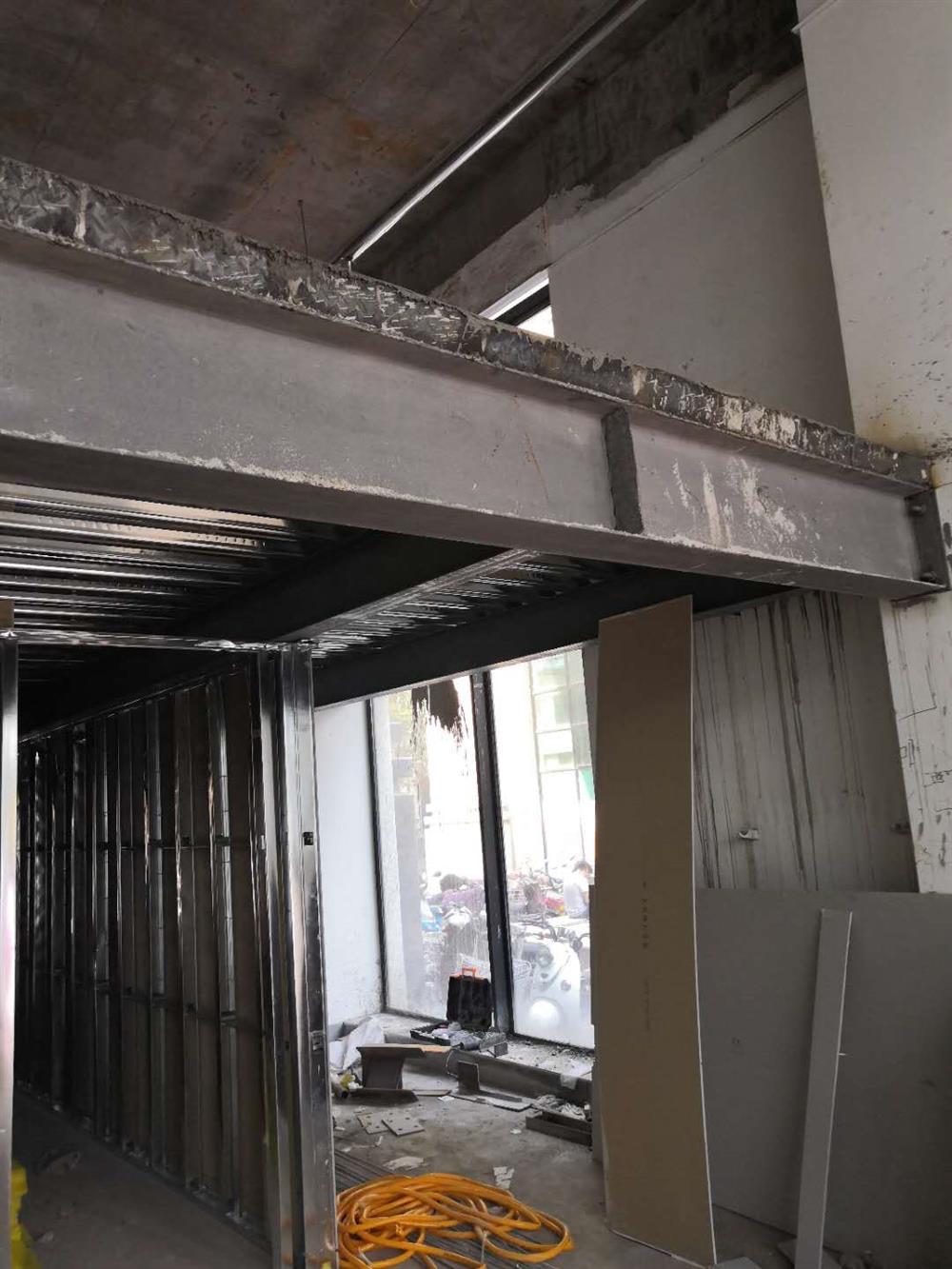 济南墨染建筑装饰准备阶段