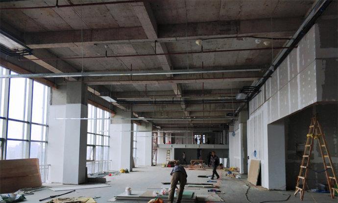 济南墨染建筑装饰木工阶段