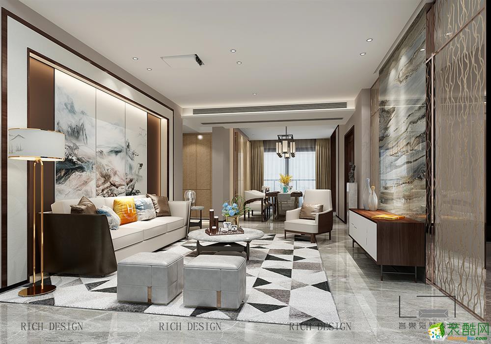 深圳前海CEO室内装修设计案例