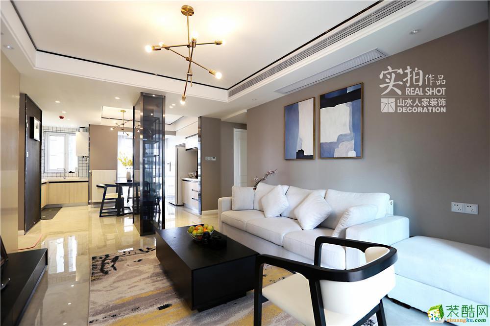 绿地香树花城138方四室两厅装修效果图