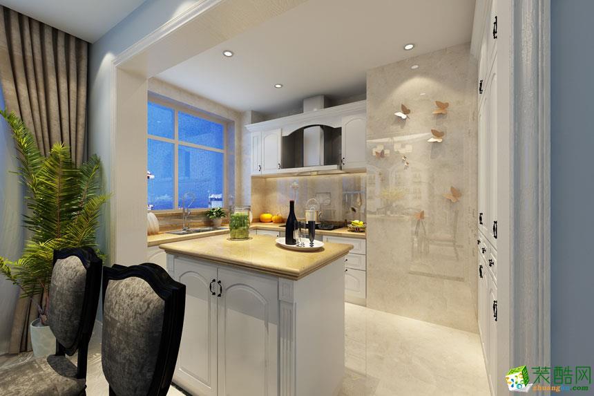 家装e站-现代简约三居室装修效果图