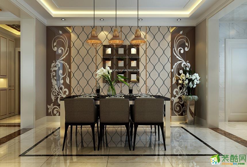 新余秦风装饰-现代简约三居室装修效果图