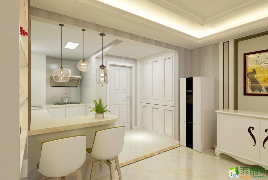 名匠轩装-现代简约两居室装修效果图