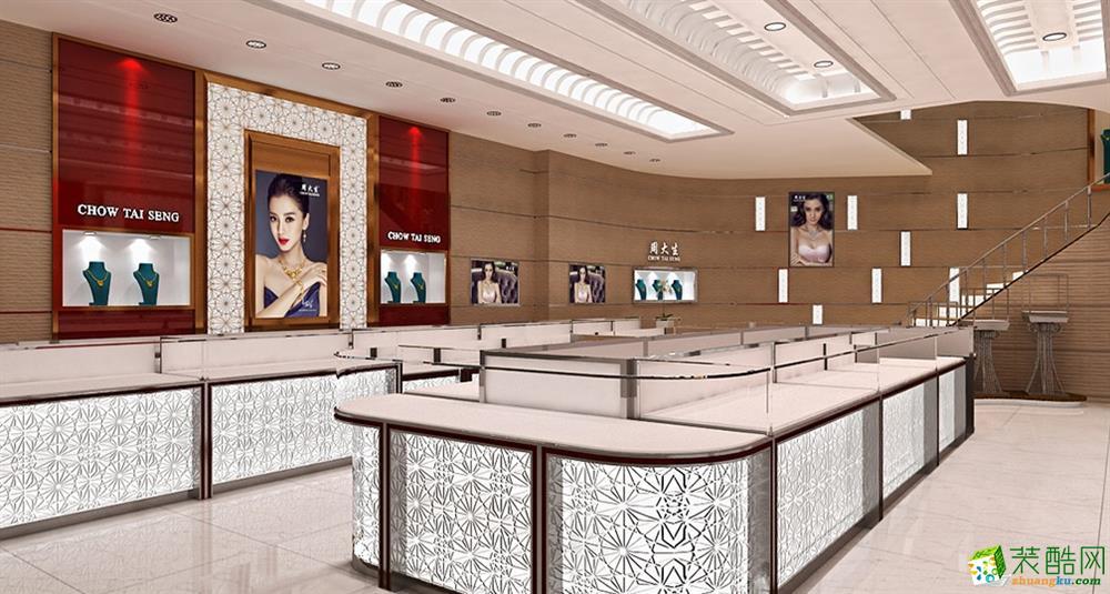【新千里】周大生珠宝 展厅
