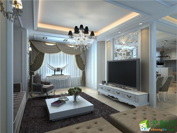 现代风格180平米跃层住宅装修效果图---金煌装饰