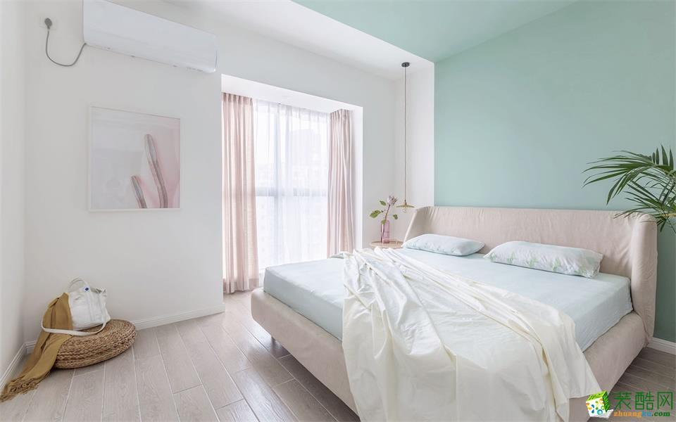 【维艺装饰】知音嘉苑88方北欧风格两室两厅装修
