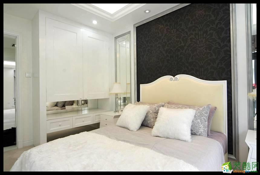 衡阳千筑装饰-北欧三居室装修效果图