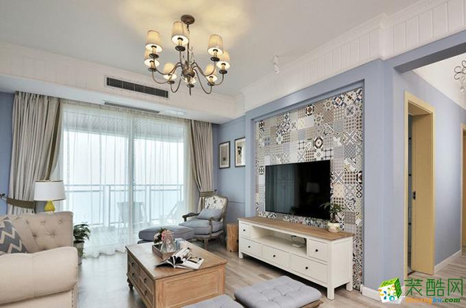 现代简约风格152平米四室两厅装修效果图--兮川装饰