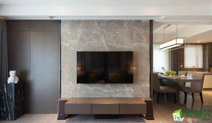 鄢陵县美平方装饰-金鼎国际欧式两居室装修效果图
