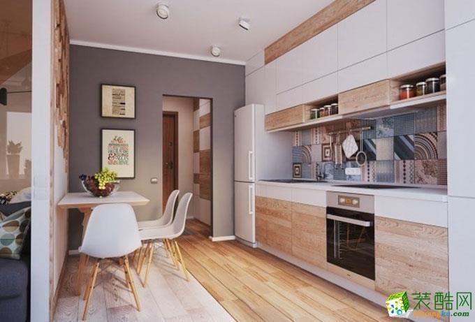 【昆明久居】46㎡藍光公寓 簡約風格 一室一廳