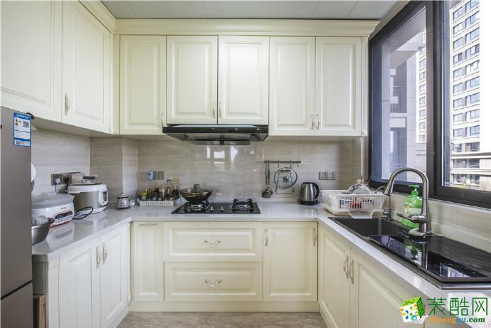 厨房 龙湖u城168平米欧式风格四室两厅装修效果图赏析--佳天下装饰