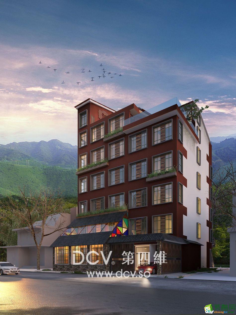 西安最知名的民宿酒店設計-97號motel驛站二期