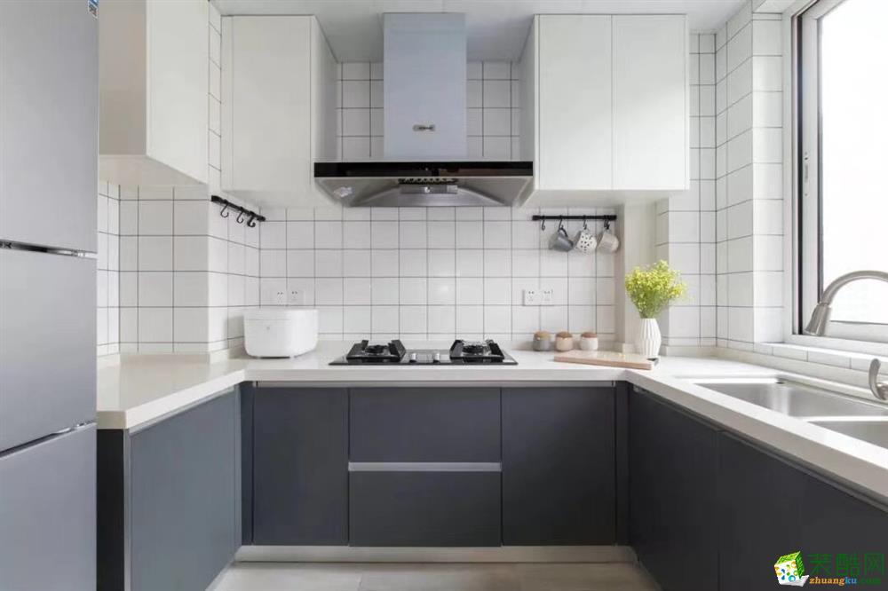 厨房  135�O北欧温情装修
