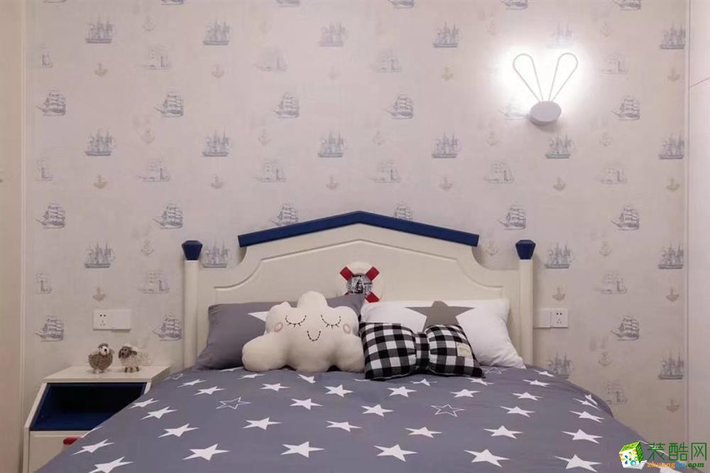 卧室  135�O北欧温情装修