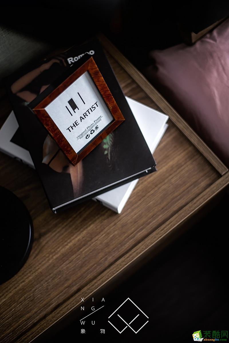 软装饰  金山小区―现代美式