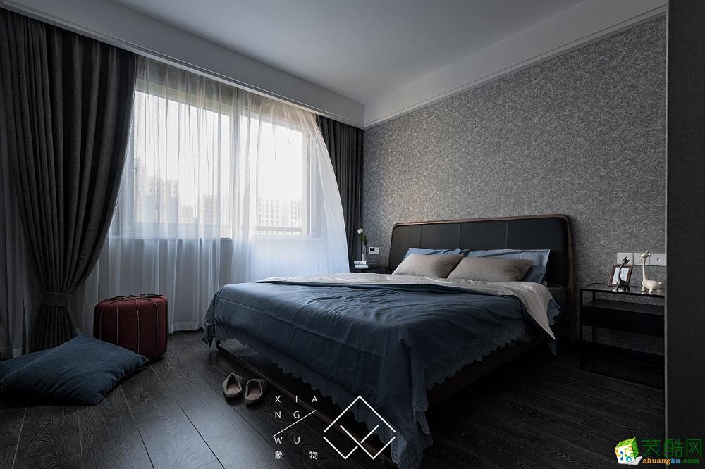 卧室  金山小区―现代美式
