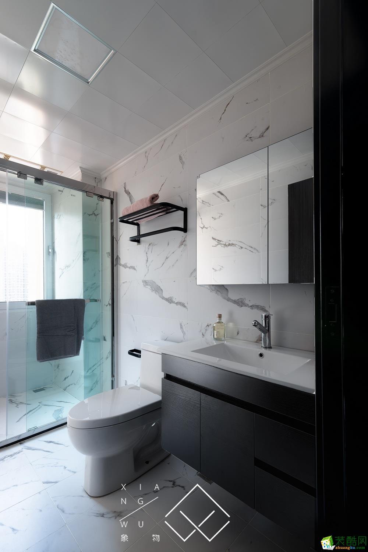 卫浴  金山小区―现代美式