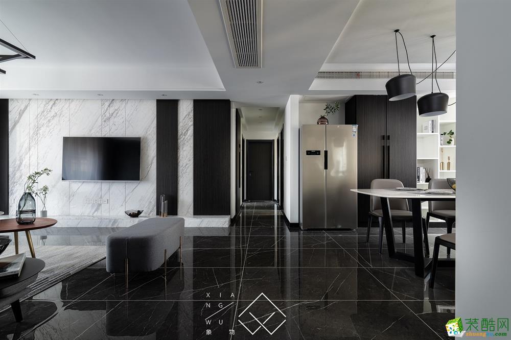 昆明艺顶装饰工程有限公司-三室两厅一卫