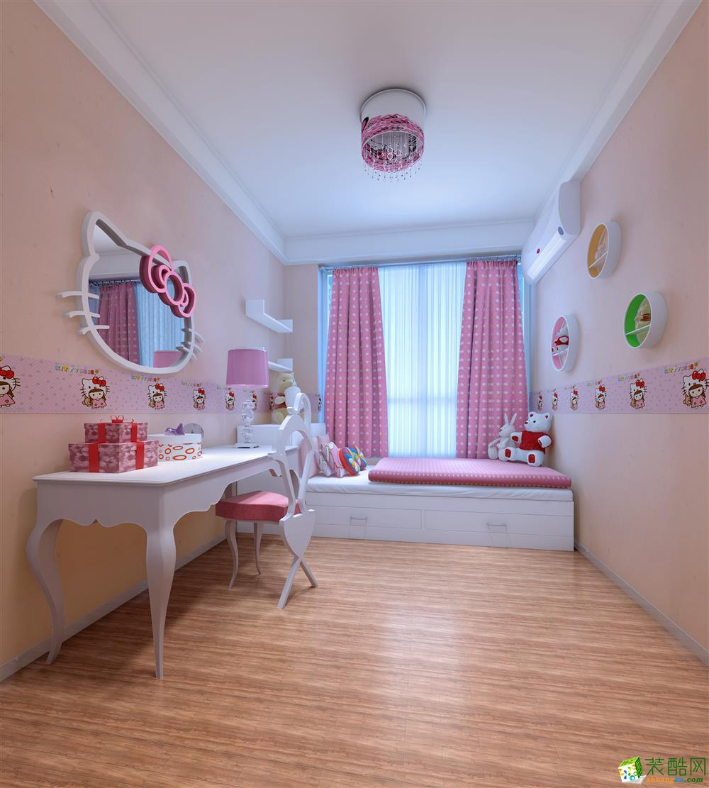 儿童房  颐明园-现代奢华