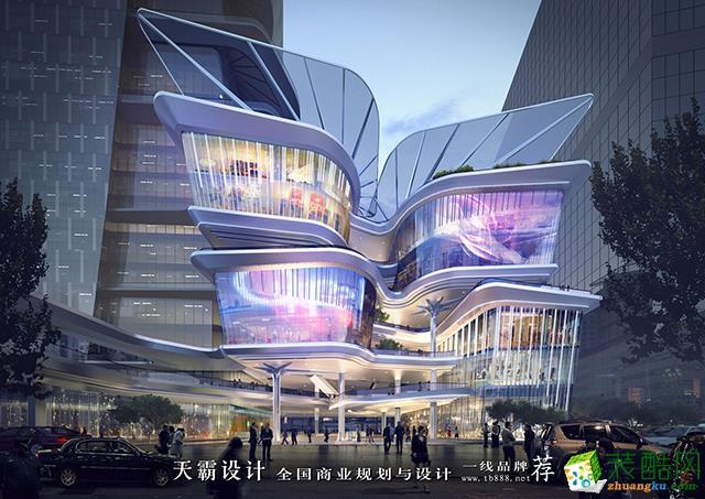 创意购物中心设计效果图精彩外立面设计分享天霸设计整合