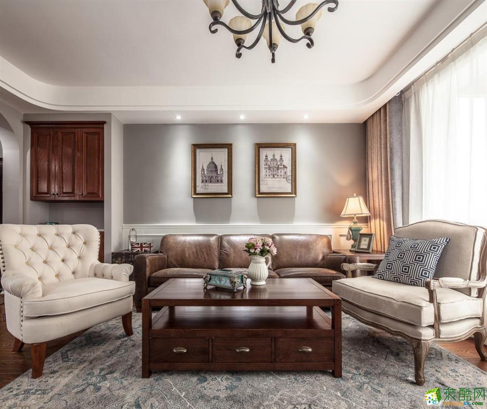 重庆佩奇装饰工程有限公司-三室两厅两卫