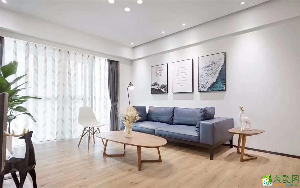 陕西百年巨匠完整家居创业服务有限公司-三室两厅一卫