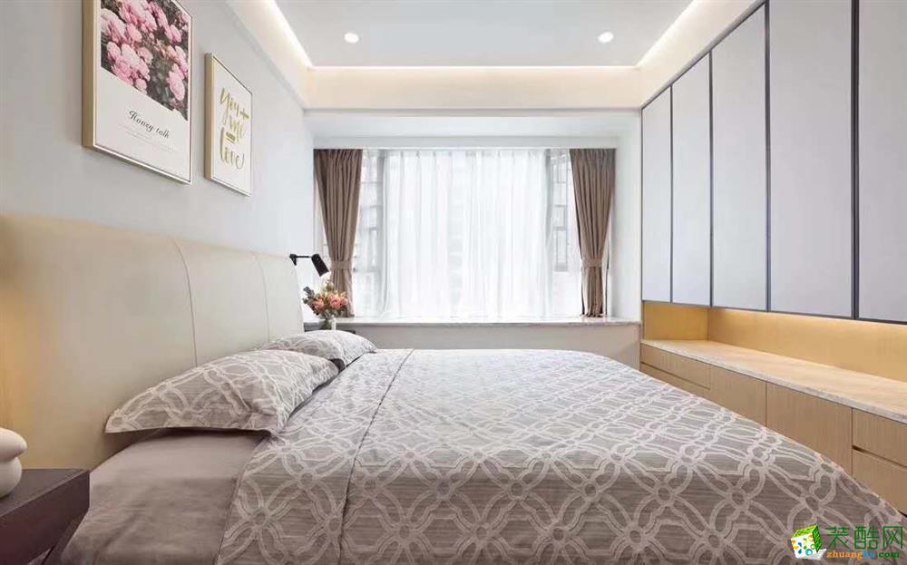 卧室  东方米兰国际