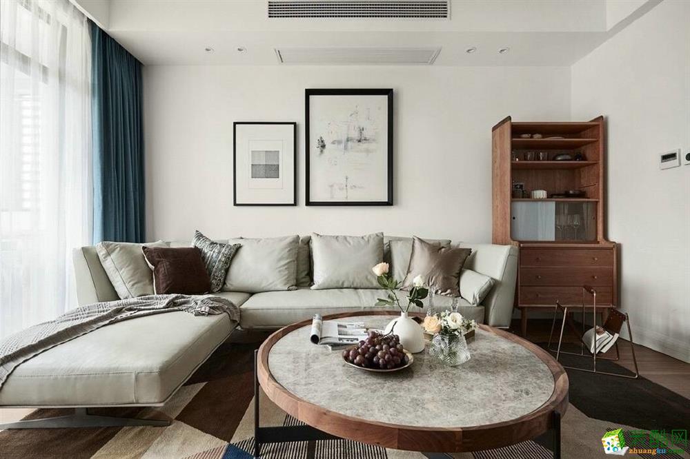 维享家装饰工程有限公司-三室一厅一卫