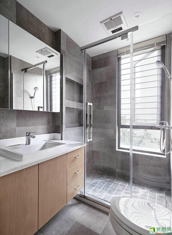 卫浴 【维享家】湖霞郡100平米北欧风格三室一厅装修案例效果图赏析。 【维享家】湖霞郡