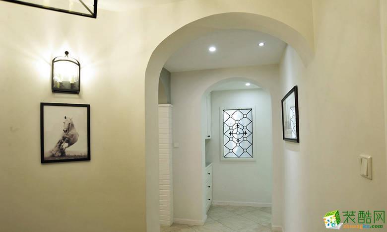 入户花园 11万120平混搭风三居室装修效果图-阳光城紫金城 阳光城紫金城