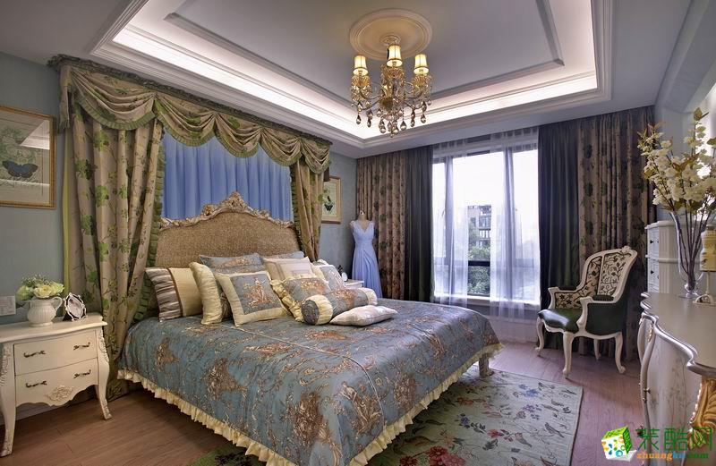 深圳豪装天下装饰设计有限公司-三室两厅一卫