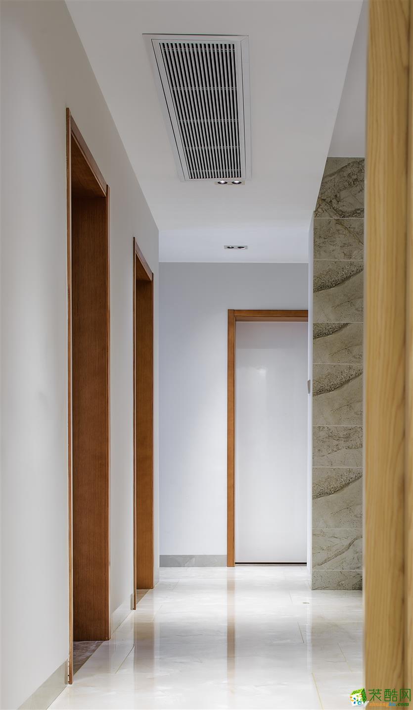 湘潭鸿扬家装-平层三室两厅装修风格案例图