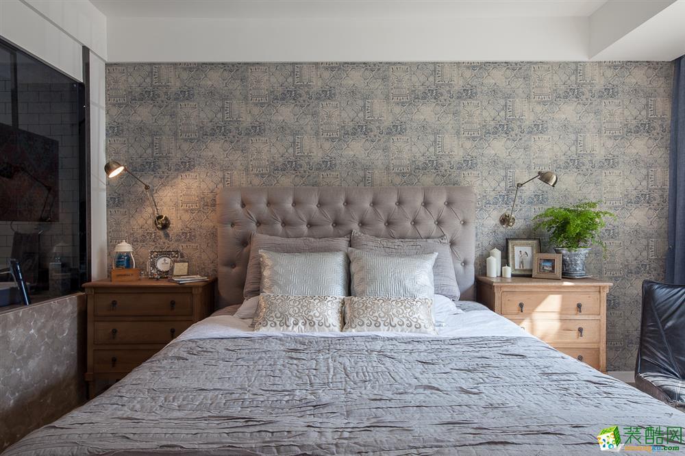 卧室  任世杰----美式简约混搭风.优雅轻奢感