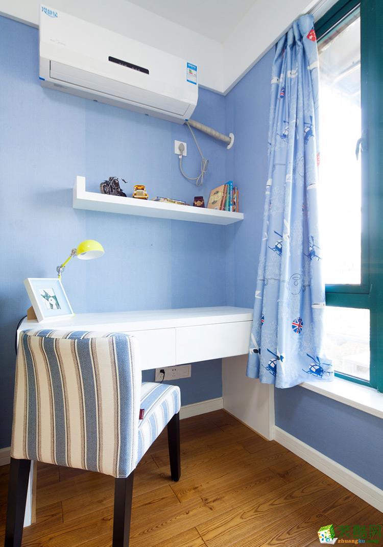 卧室 现代简约风装修效果图-长乐坊小区 110平9万现代简约风装修效果图-长乐坊小区