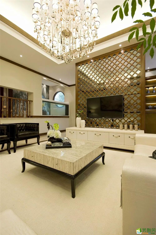 重庆市绿午家元装饰工程有限公司-四室两厅两卫