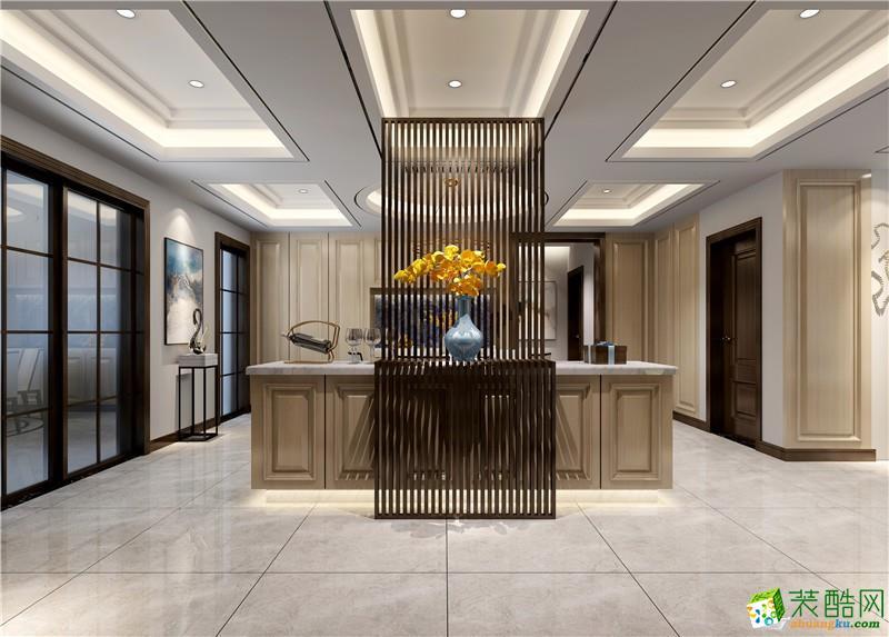 瑞和建筑装饰―120平现代风格装修效果图